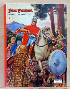 Prinz Eisenherz - Band 18 - 1967 German book - Prince Valiant by Hal Foster