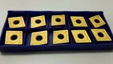 STELLRAM Carbide Tips Inserts CNMG 190612 10Pcs