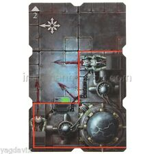 SAS21 ROOM CARD 2 ASSASSINORUM WARHAMMER 40,000 BITZ W40K