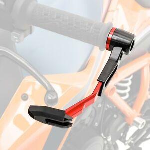 Protections de levier pour Ducati Scrambler Full Throttle X5 rouge