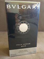 Bvlgari Pour Homme Soir by Bvlgari for men 3.4 FL OZ EDT
