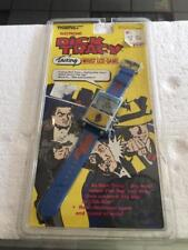 Vintage DickTracy Talking Wrist LCD Game