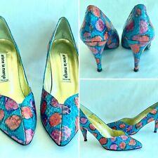 Arlene La Marca Pumps - Arlene La Marca Shoes - 90s Pumps - 90s Shoes - Vintage