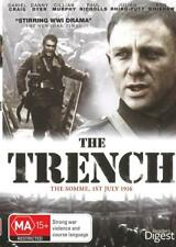 THE TRENCH - DANIEL CRAIG - NEW & SEALED REGION 4 DVD - FREE LOCAL POST