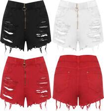 Cotton Machine Washable Mini Shorts Size Shorts for Women