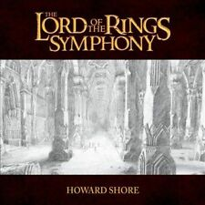 Howard Shore: The Lord of the Rings Symphony (CD, Sep-2011, 2 Discs, Howe)