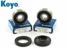 Honda TL 125 1976 Genuine Koyo Front Wheel Bearing & Seal Kit