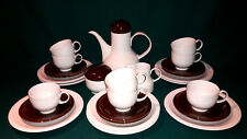Fürstenberg Kaffeeservice für 8 Personen  Original 70er Jahre