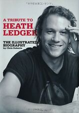 Limit Heath Ledger Memorial Photo Collection Limited Edition