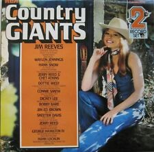 COUNTRY GIANTS  - 2 LP