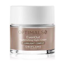 Oriflame Sweden optimals Even Out night Cream  Lumilight Complex Black Friday
