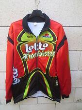 Veste cycliste LOTTO MOBISTAR 1998 NALINI jacket giacca jacke 5 XL