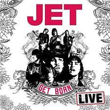 JET GET BORN LIVE DIGIPAK CD NEW