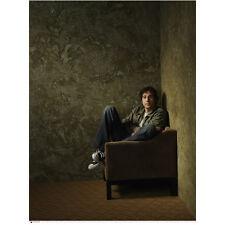 Chuck (TV Series) Zachary Levi as Chuck Bartowski Seated 8 x 10 inch photo