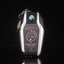 1PC Sport car key control design jet torch flame windproof lighter cool  BMW