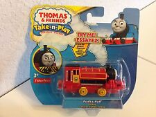 Thomas & Friends-Push & Puff VICTOR  Die- Cast Take-N-Play NEW in Pkg- Free Ship