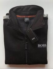 Men's Hugo Boss Jumper Sweater Black Size- Large