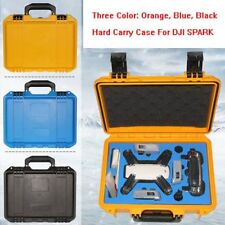Strong Hardshell Case Waterproof Carrying Box for DJI Spark / Carry bag - Black