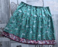 New Lily And Sid Reversible Skirt 6-7 Yrs