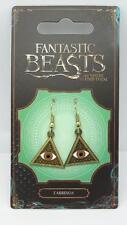 New Official Fantastic Beasts and Where to Find Them-Triangle Eye Earrings