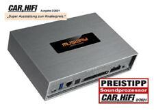 Musway DSP68 8-Kanal Processeur Dsp 32 Bit Avec PC / App-Steuerung