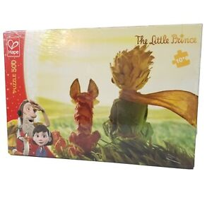 The Little Prince 500-Piece Puzzle Hape Sturdy Cardboard jigsaw puzzle
