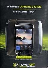 PowerMat Wireless Charging System For Blackberry Torch # PBL01-001-US