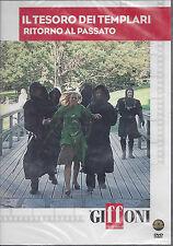 Dvd «IL TESORO DEI TEMPLARI ~RITORNO AL PASSATO» Giffoni Filmfestival nuovo 2007