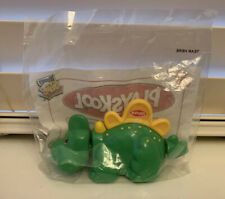 NEW- Playskool Dinosaur 2006 Wendy's Kids Meal Toy