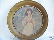 Pinkie Sarah Barrett Moulton 1795 Art Print On Metal Plate by Thomas Lawrence