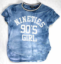 New Look Blue T-Shirts & Tops (2-16 Years) for Girls