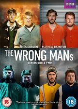 The Wrong Mans: Series 1 and 2 [DVD]