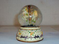 Carrousel Horse Miniature Snow Water Globe w/Glitter Snow Globe, Decoration