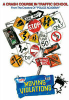 Moving Violations: A Crash Course in Traffic School (Creators of Police Academy)