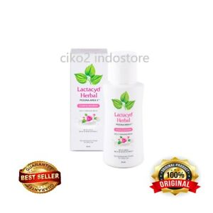 lactacyd herbal  2x @60 ml Feminine Wash