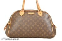 Louis Vuitton Monogram Montorgueil GM Shoulder Bag M95566 - YG01199