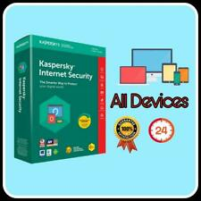 KASPERSKY INTERNET SECURITY ANTIVIRUS 2020 1YEAR FOR PC/MAC/ANDROID
