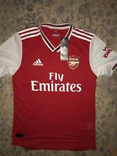 Adidas Arsenal Home Authentic Soccer Jersey - Men's Small ~ $130.00 EH5640