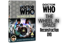 Doctor Who Missing Episode Hartnell & Troughton Custom Classic DVD Case *RECON*