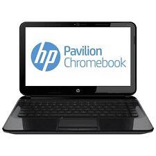 HP Pavilion Chromebook 14in. (16GB, Intel Celeron, 1.1GHz, 4GB) Notebook/Laptop…