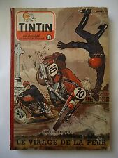 RELIURE FRANCAISE TINTIN n° 18  ( n° 266 à n° 278 ) couverture GRATON ( ARSCAN )