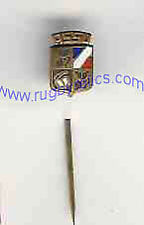 FRENCH SCHOOLS - PIN RUGBY PIN BADGE