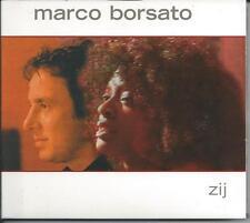 MARCO BORSATO - zij CD SINGLE DIGIPACK 2TR HOLLAND 2002 RARE!!