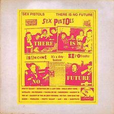 SEX PISTOLS - THERE IS NO FUTURE (2001) MINT CD - 16 CLASSIC TRACKS