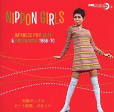 NIPPON GIRLS - VARIOUS ARTISTS - CDWIK288