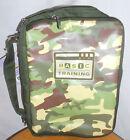 Bible/Book Organizer-Basic Training (Green Camouflage)