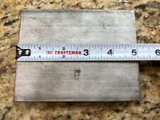 316l Stainless Steel Flat Bar Stock 4 Wide By 5 Long 34 Thick