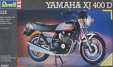 REVELL 07963 - YAMAHA XJ400D MOTORCYCLE - VERY RARE 1/12 MODEL KIT - NO BOX
