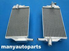Alloy radiator FOR Honda CR 250 R CR250 CR250R 2002-2004 02 03 04 2002 2004