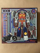 Dx9 Salmoore Cy-Kill Cy Kill Gobots Machine Robo Transformers Masterpiece Scale